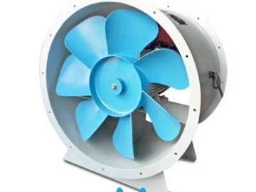 Công ty nào sản xuất quạt thông gió công nghiệp kỹ thuật cao