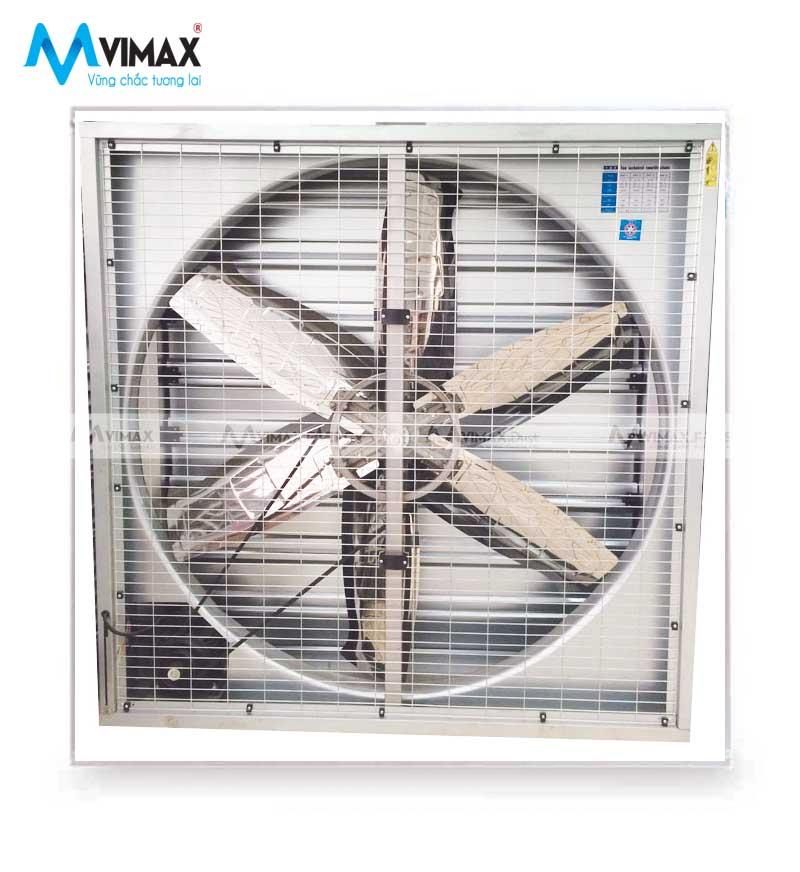 Cung cấp những loại Quạt thông gió vuông công nghiệp