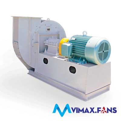 1 số biện pháp hút gió cơ khí dùng quạt hút ly tâm cao áp trong nhà máy hiện thời