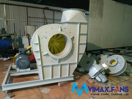 Báo giá quạt ly tâm chuyên sử dụng trong sản xuất công nghiệp