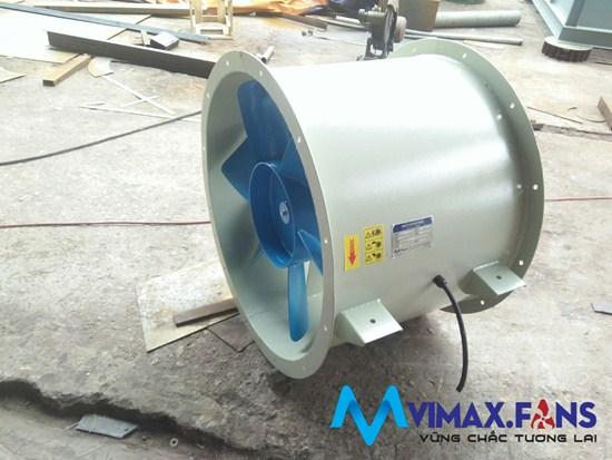 Báo giá quạt hướng trục tròn VIMAX dùng để cấp khi tươi