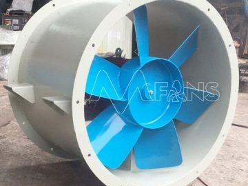Cách vận hành và bảo dưỡng quạt hướng trục thông gió