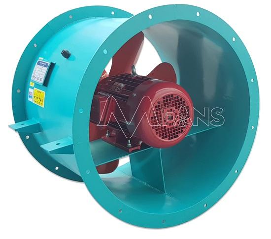 Địa chỉ chế tạo quạt thông gió hướng trục chính hãng và chất lượng