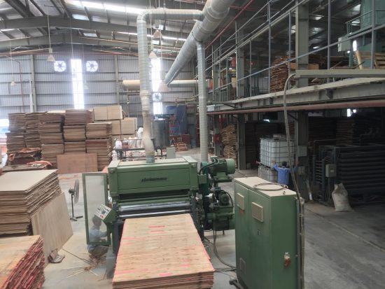 Thiết kế hệ thống hút bụi nhà xưởng, hệ thống hút bụi gỗ