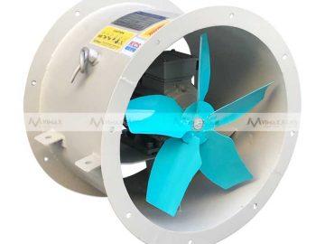 Lợi ích khi sử dụng quạt thông gió công nghiệp hướng trục tròn