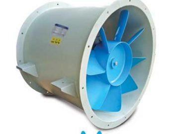 Quạt thông gió nối ống có lưu lượng hút gió lớn