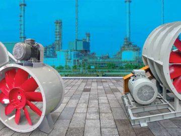 Những loại quạt công nghiệp thông dụng hiện nay