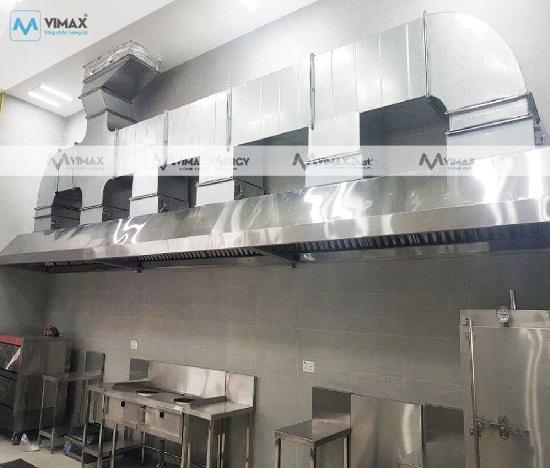 Quạt hút khói bếp - Hệ thống hút mùi cho bếp