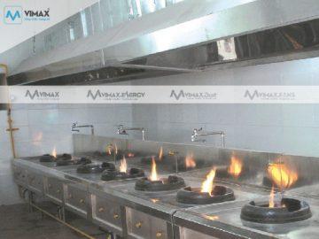 Quạt hút khói bếp – Hệ thống hút mùi cho bếp