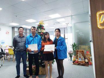 Vimax Khen Thưởng Nhân Viên Xuất Sắc Tháng 12/2020