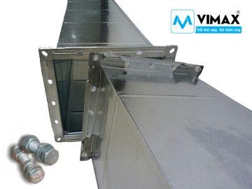 Ống gió TDC đột bích – Phương án tối ưu cho hệ thống tăng áp, hút khói