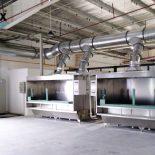 Dự án hút bụi nhà máy sản xuất cần câu Vĩnh Phúc