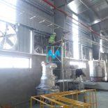Dự án Hút Bụi Nhựa cho CDT KCN Hưng Yên