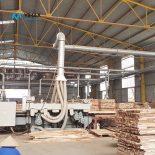 Hệ thống Xử lý bụi gỗ KCN Hưng Yên