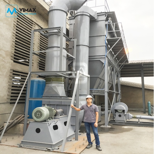 Hệ thống Xử lý bụi xi măng KCN Thăng Long 1
