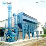 Dự án hút bụi gỗ KCN Quang Minh 2020