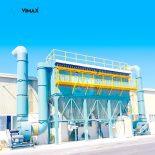 Hệ thống Xử lý bụi gỗ KCN Bắc Ninh