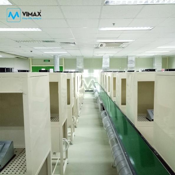 Hệ thống Xử Lý Bụi Điện Tử KCN Nam Sách
